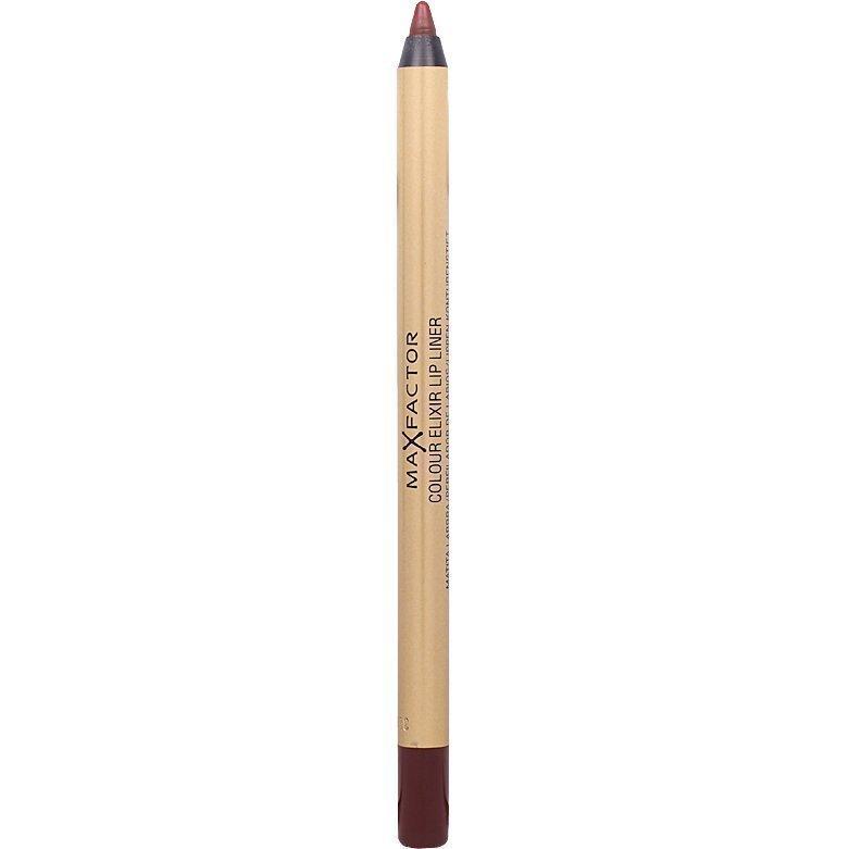 Max Factor Colour Elixir Lip Liner 16 Brown n Bold