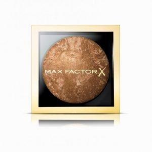 Max Factor Creme Bronzer Aurinkopuuteri Light Gold