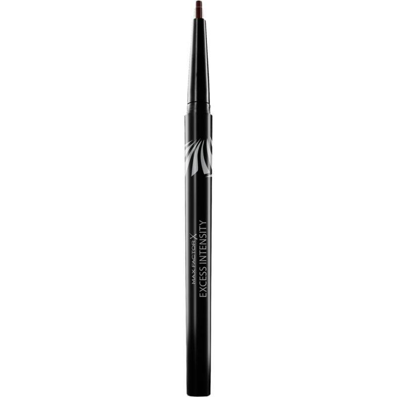 Max Factor Excess Intensity Longwear Eyeliner 06 Excessive Brown 1