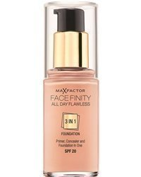Max Factor Facefinity All Day Flawless Foundation 63 Sun Be