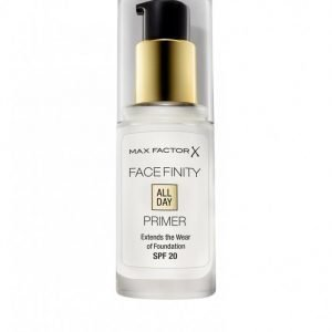 Max Factor Facefinity All Day Primer Meikinpohjustusvoide White
