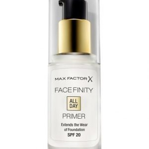 Max Factor Facefinity All Day Primer Spf 20 Pohjustusvoide