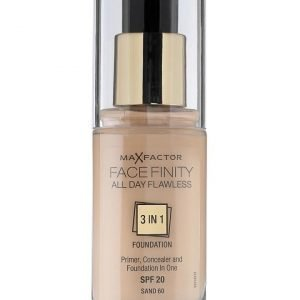 Max Factor Facefinity foundation 60 sand