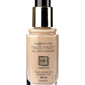 Max Factor Facefinity foundation 75 golden