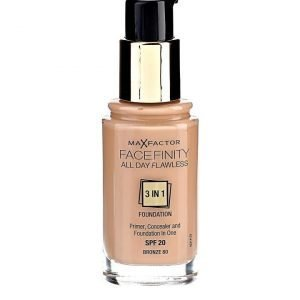 Max Factor Facefinity foundation 80 bronze