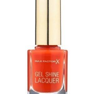 Max Factor Gel Shine Lacquer kynsilakka 20 vivid million