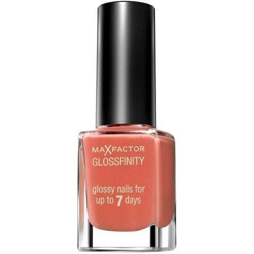 Max Factor Glossfinity Glossy Nails 70 Cute Coral