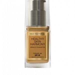 Max Factor Healthy Skin Harmoney Meikkivoide Caramel