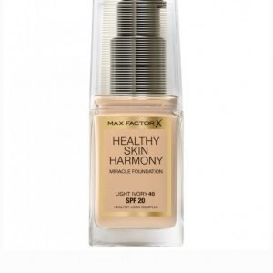 Max Factor Healthy Skin Harmoney Meikkivoide Light Ivory