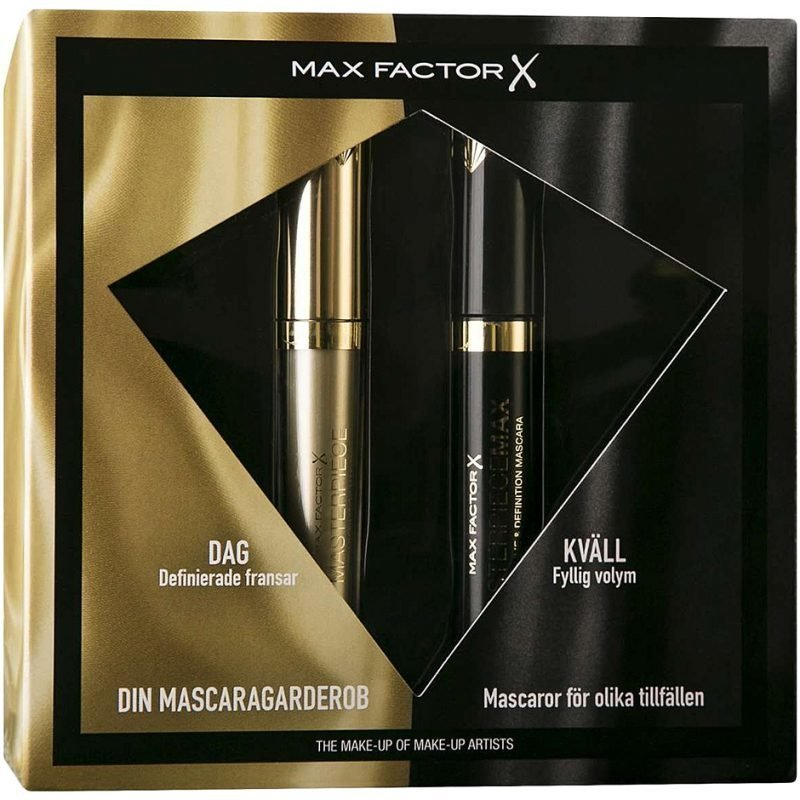 Max Factor Masterpiece Mascara Duo Masterpiece & Masterpiece Max Black