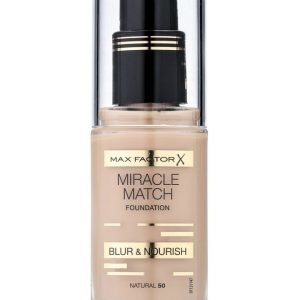 Max Factor Miracle Match 50 natural