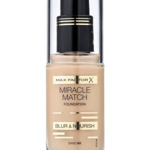 Max Factor Miracle Match 60 sand