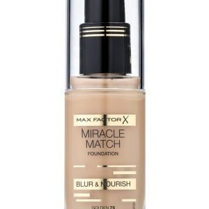 Max Factor Miracle Match 75 golden