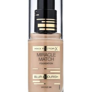 Max Factor Miracle Match 80 bronze