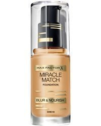 Max Factor Miracle Match Foundation 55 Beige
