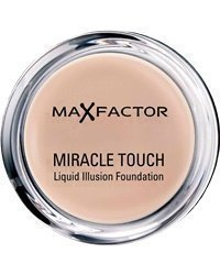 Max Factor Miracle Touch Liquid Illusion Foundation 85 Cara