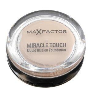 Max Factor Miracle Touch -meikkivoide 45 warm almond
