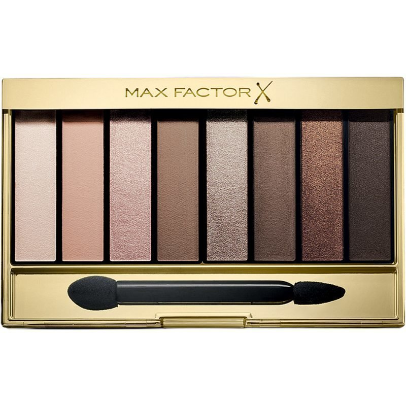 Max Factor Nude Palette Eyeshadow Cappuccino Nudes