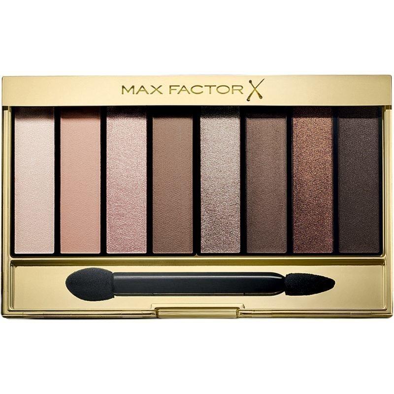Max Factor Nude Palette Eyeshadow Cappuccino Nudes
