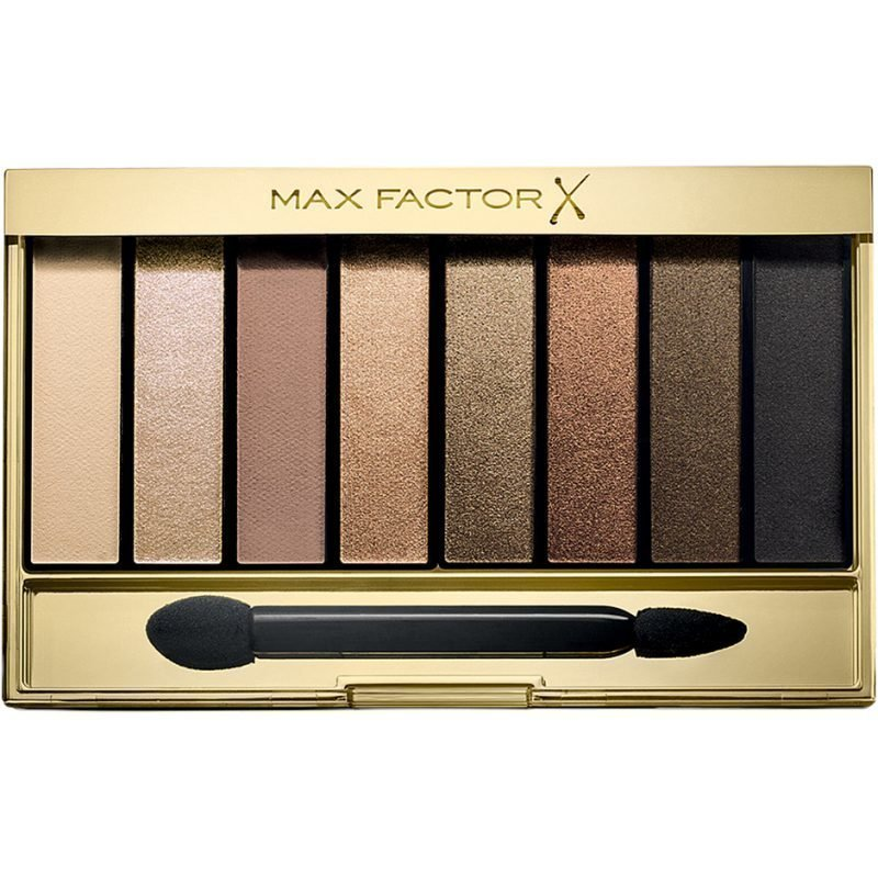 Max Factor Nude Palette Eyeshadow Golden Nudes