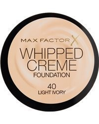Max Factor Whipped Creme Foundation 18ml 45 Warm Almond