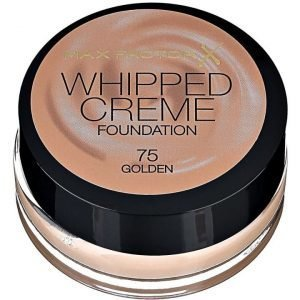 Max Factor Whipped Creme foundation 75 golden