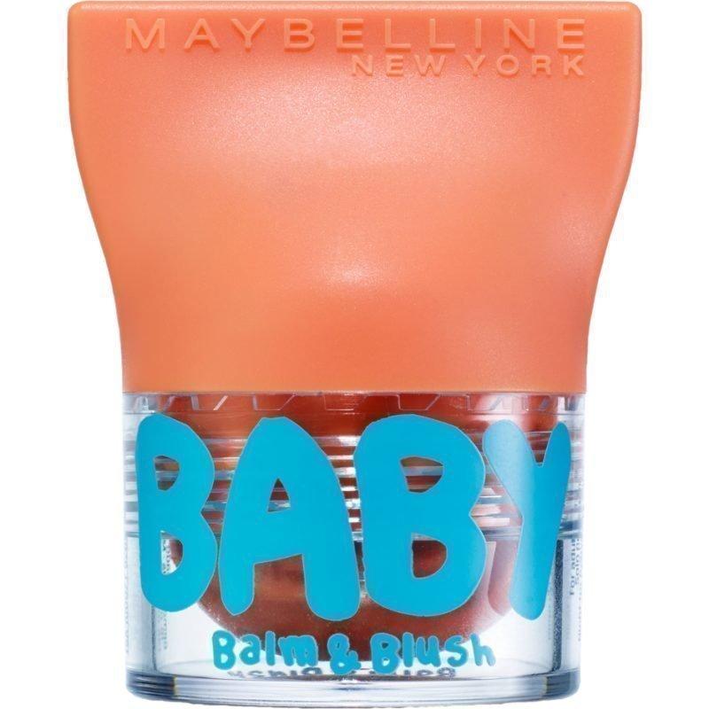 Maybelline Baby Lips Balm & Blush 1 Innocent Peach 4
