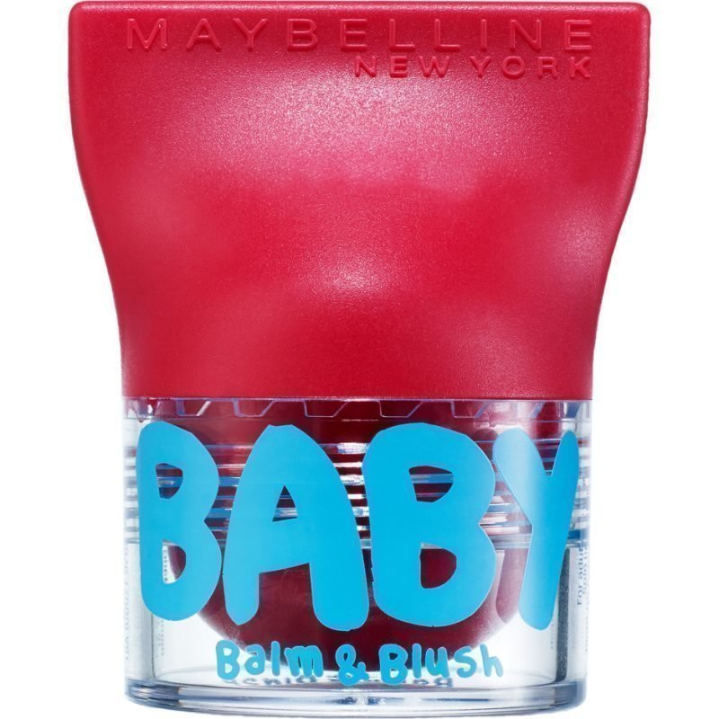 Maybelline Baby Lips Balm & Blush 5 Booming Ruby 4