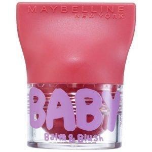 Maybelline Baby Lips Balm & Blush Huuli Ja Poskisävy