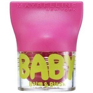 Maybelline Baby Lips Balm & Blush Huuli Ja Poskisävy Flirty Pink