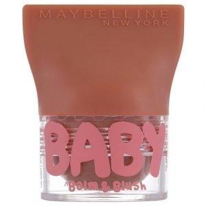 Maybelline Baby Lips Balm & Blush Huuli- ja poskisävy Shimmering Bronze