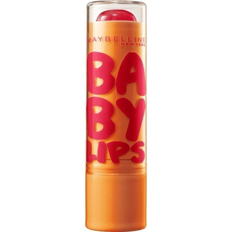 Maybelline Baby Lips Lip Balm Cherry Me Blister 4g