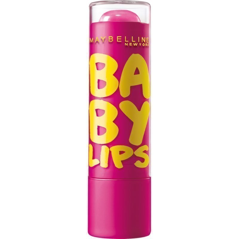 Maybelline Baby Lips Lip Balm Pink Punch Blister 4g
