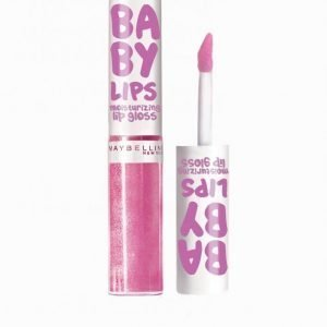 Maybelline Baby Lips Lipgloss Huulikiilto Fab And