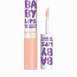 Maybelline Baby Lips Lipgloss Huulikiilto Life