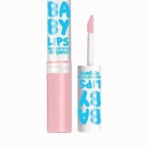 Maybelline Baby Lips Lipgloss Huulikiilto Pink