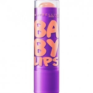 Maybelline Baby Lips Peach Kiss Huulivoide 4 G