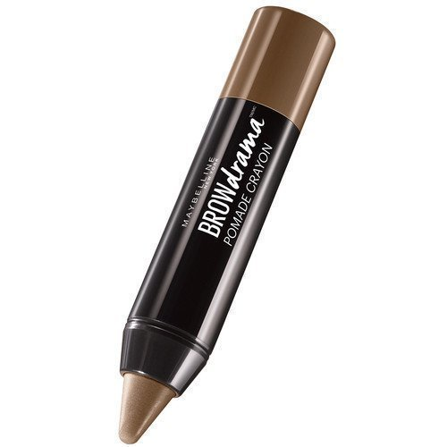 Maybelline Brow Drama Pomade Crayon Medium Brown