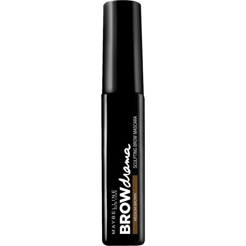 Maybelline Brow Drama Sculpting Brow Mascara Medium Brown 7