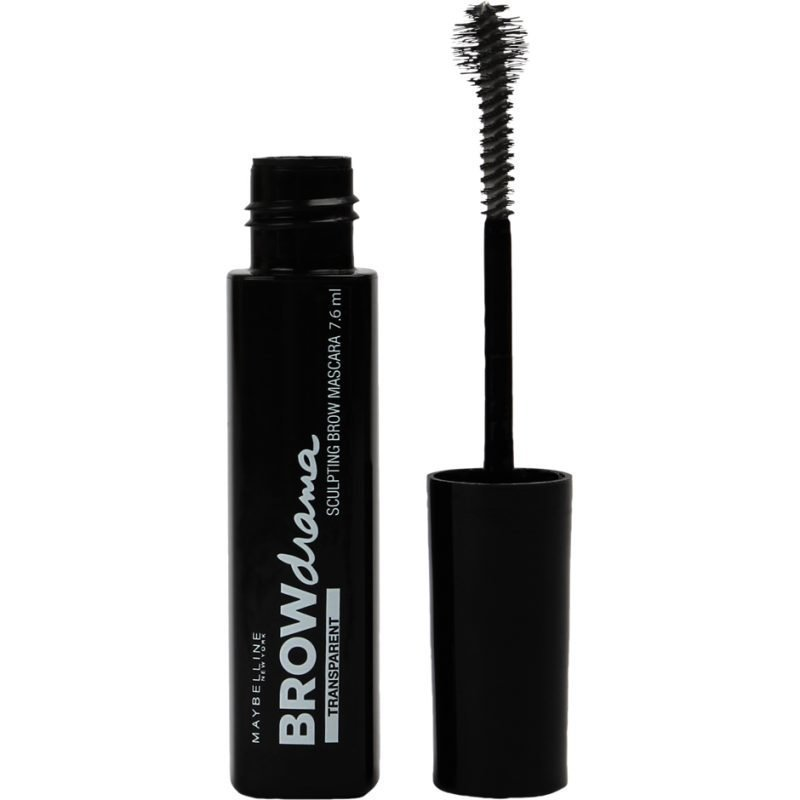 Maybelline Brow Drama Sculpting Brow Mascara Transparent 7