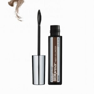 Maybelline Brow Precise Fiber Filler Kulmamaskara Soft Brown