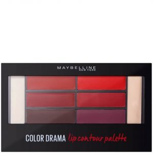 Maybelline Color Drama Lip Contour Palette 4g Crimson Vixen