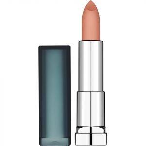 Maybelline Color Sensational Mattes Lipstick Various Shades Nude Embrace
