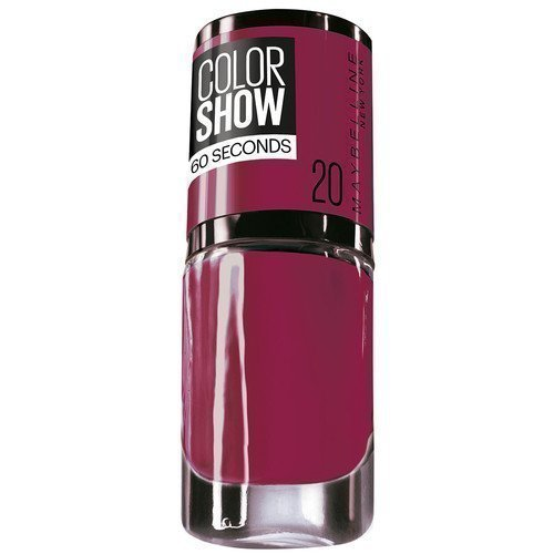 Maybelline Color Show Blush Berry