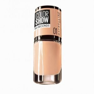 Maybelline Color Show Kynsilakka Go Bare