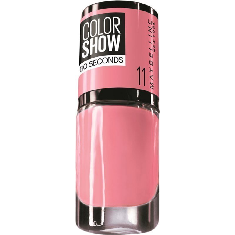 Maybelline Color Show Nail Polish 11 From NY With Love 7ml
