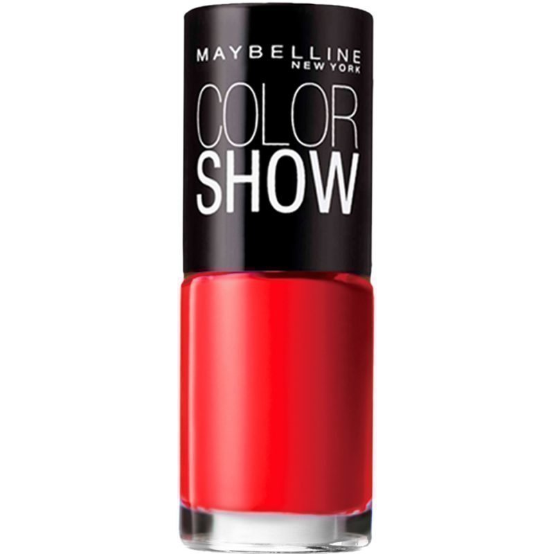Maybelline Color Show Nail Polish 110 Urban Coral 7ml