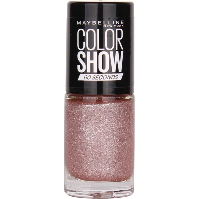 Maybelline Color Show Nail Polish 232 Crystallize Rose Chic 7ml