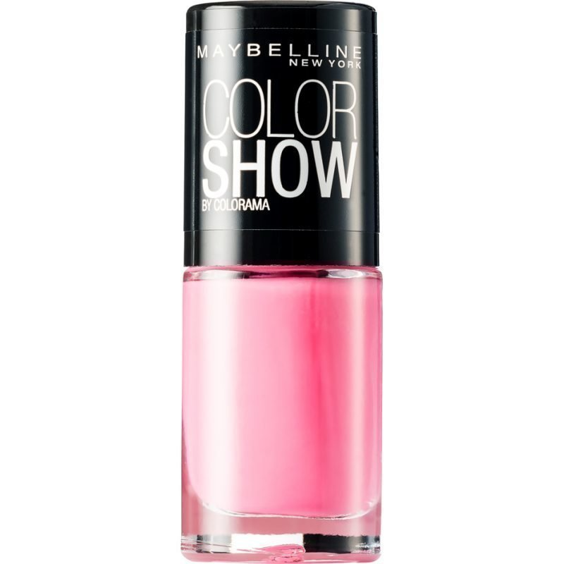 Maybelline Color Show Nail Polish 262 Pink Boom RE 7ml