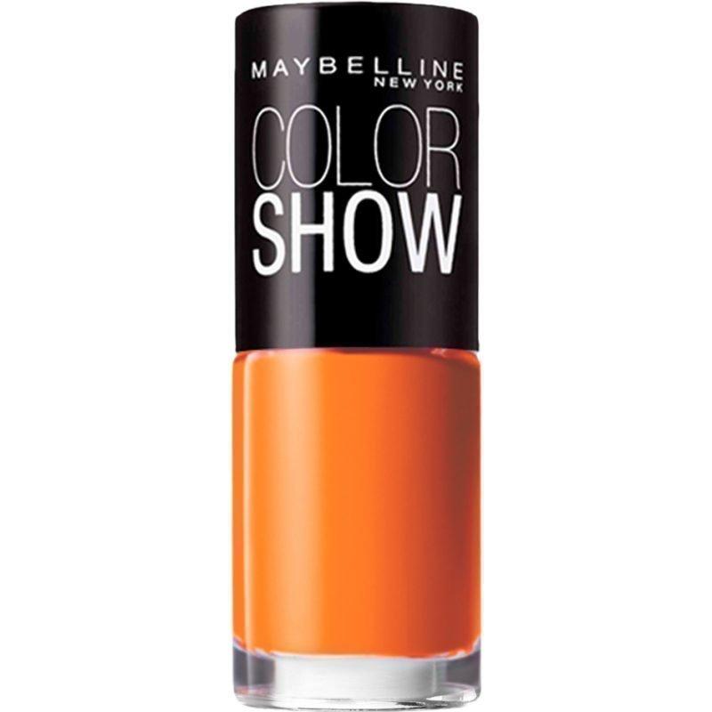 Maybelline Color Show Nail Polish 342 Coral Craze 7ml